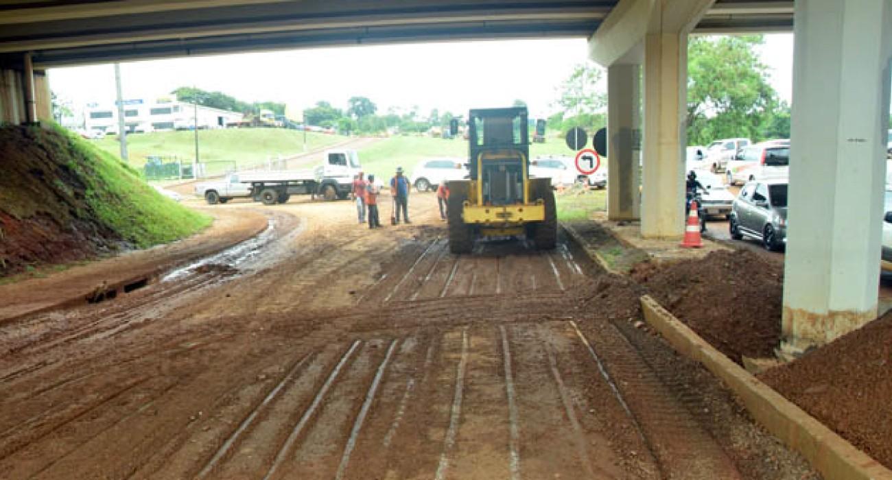 Municipalidad es la responsable de la inundación, según Itaipú