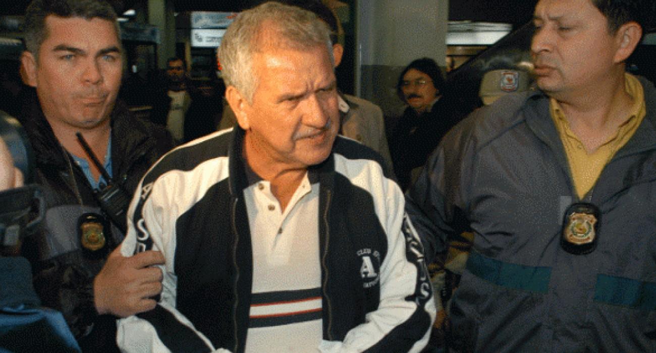 Tío de Horacio Cartes, condenado por narcotráfico