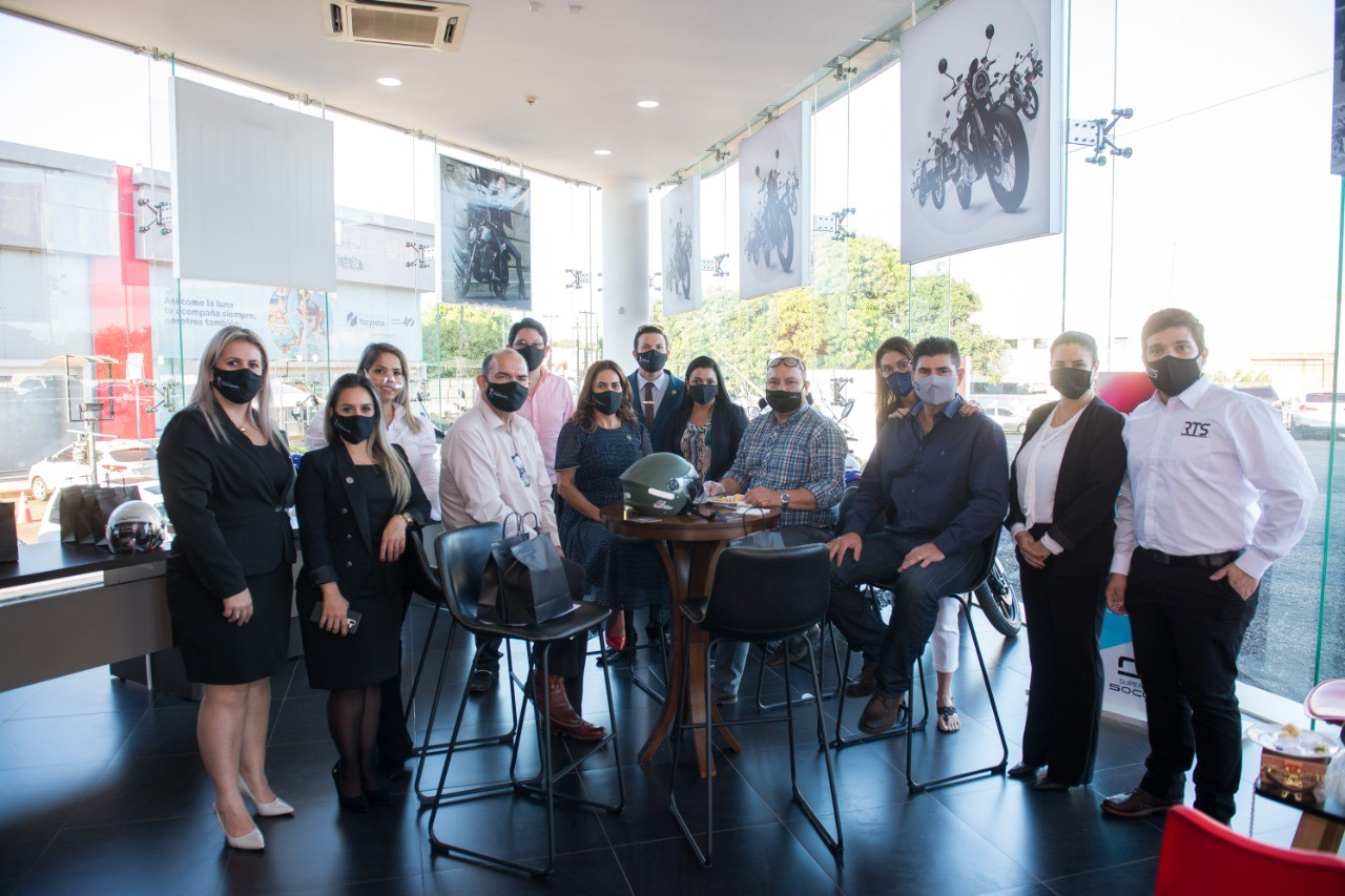 Coffee Break RTS S.A ¡Exclusivo para Socios de la CECDE-AP!
