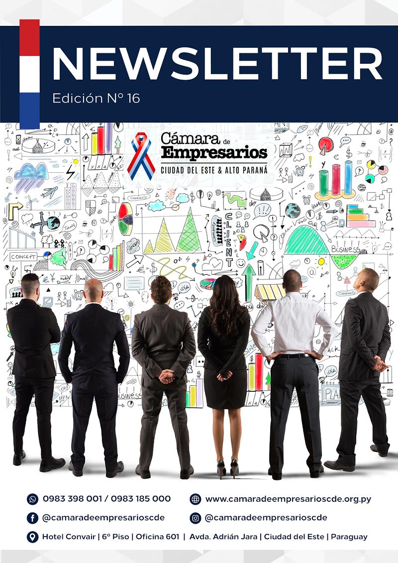 Newsletter CECDE & AP - Edición 16
