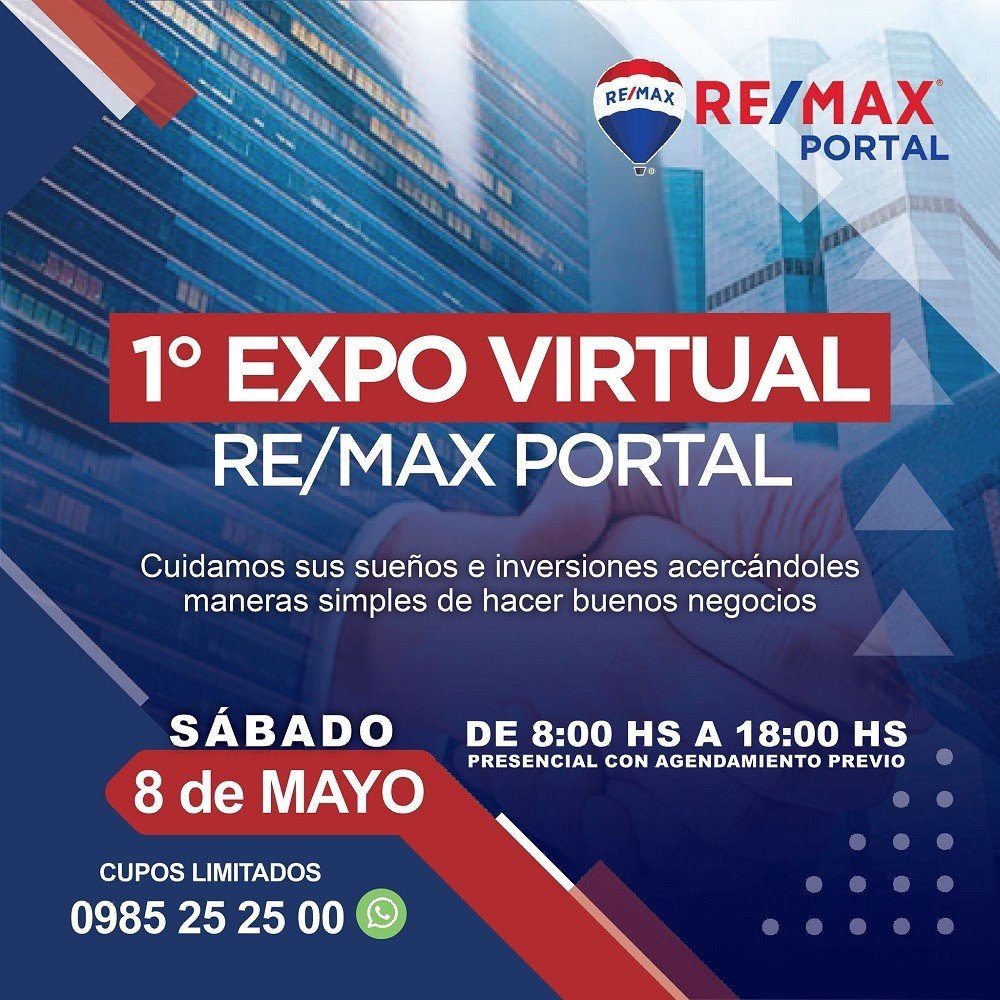1ra. Expo Virtual Re/Max Portal 2021