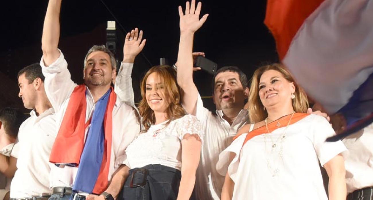 """""""Marito"""" es el presidente electo"""