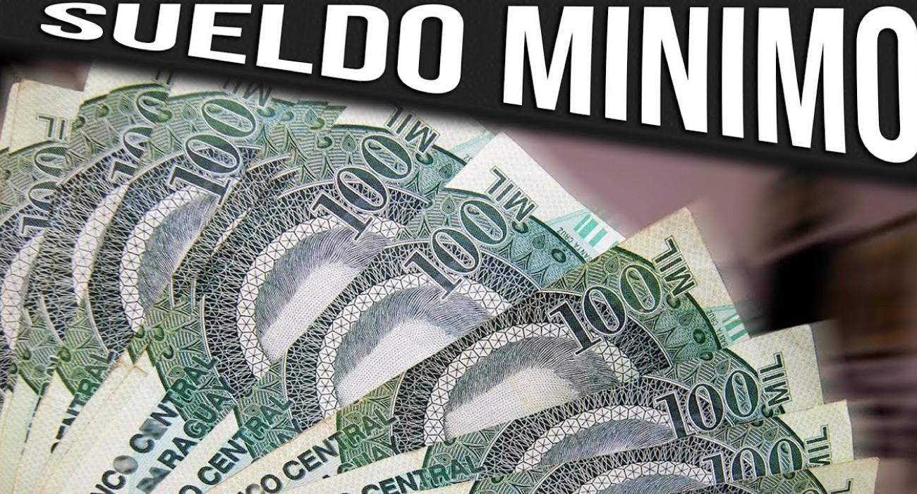 Gobierno decreta reajuste de Salario Mínimo