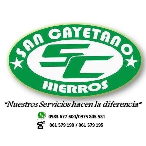 San Cayetano Hierros